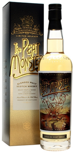 Compass Box Scotch The Peat Monster 750ml